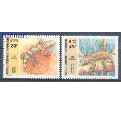 Znaczek Nowa Kaledonia 1986 Mi 779-780 Czyste **