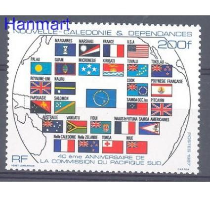 Znaczek Nowa Kaledonia 1987 Mi 812 Czyste **