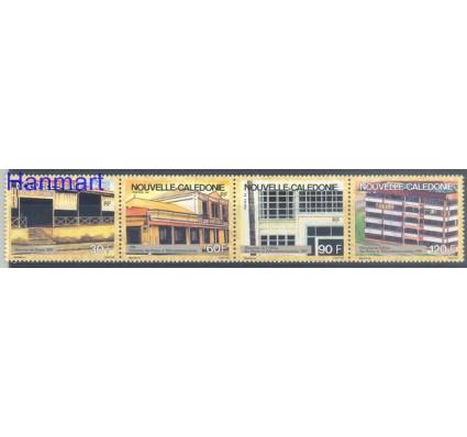 Nowa Kaledonia 1994 Mi 997-1000 Czyste **