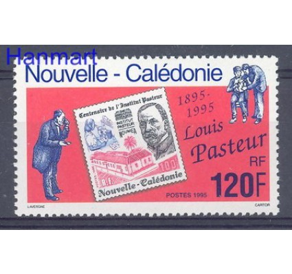 Znaczek Nowa Kaledonia 1995 Mi 1031 Czyste **