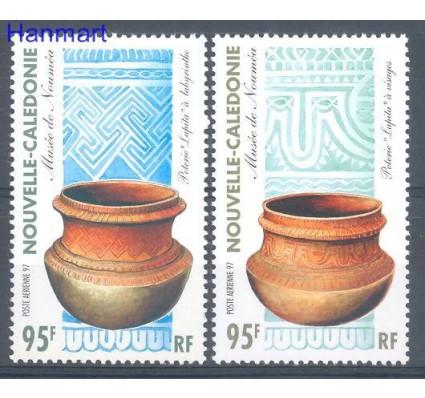 Znaczek Nowa Kaledonia 1997 Mi 1099-1100 Czyste **