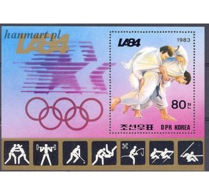 Znaczek Korea Północna 1983 Mi bl 156 Czyste **