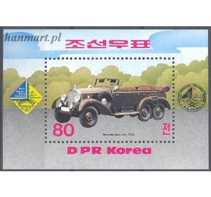 Znaczek Korea Północna 1985 Mi bl 207 Czyste **