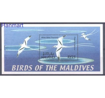 Znaczek Malediwy 2002 Mi bl 511 Czyste **