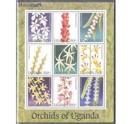 Znaczek Uganda 1995 Mi 1632-1640 Czyste **