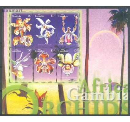 Gambia 2001 Mi 4477-4482 Czyste **