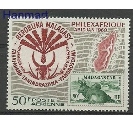 Znaczek Madagaskar 1969 Mi 597 Czyste **