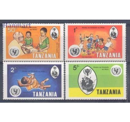Znaczek Tanzania 1979 Mi 123-126 Czyste **