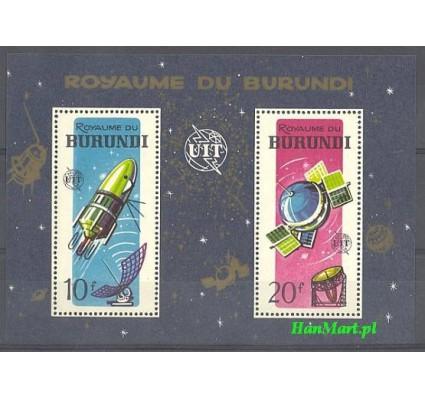 Znaczek Burundi 1965 Mi bl 7 Czyste **