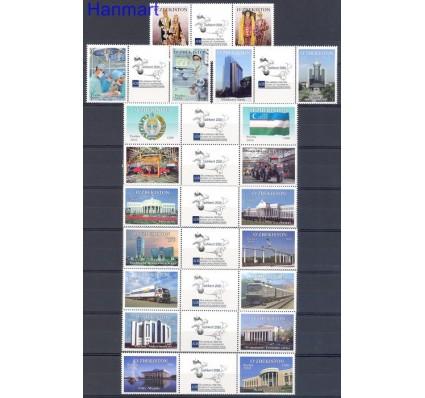 Znaczek Uzbekistan 2010 Mi 857-894 Czyste **