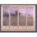 Wyspy Alandzkie 2003 Mi 219-222 Czyste **