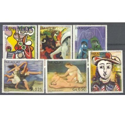 Znaczek Paragwaj 1981 Mi 3436-3441 Czyste **