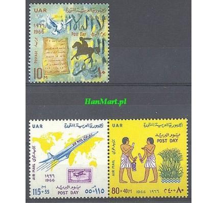 Egipt 1966 Mi 814-816 Czyste **