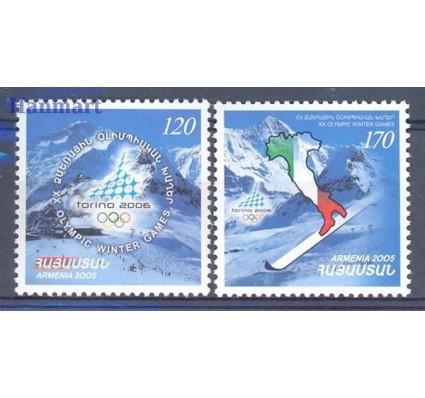 Znaczek Armenia 2006 Mi 535-536 Czyste **
