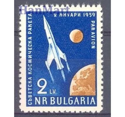 Znaczek Bułgaria 1959 Mi 1100 Czyste **