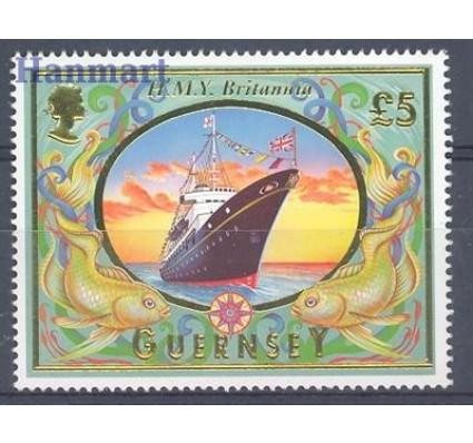 Znaczek Guernsey 1998 Mi 781 Czyste **