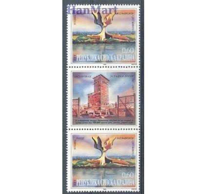 Znaczek Republika Serbskiej Krajiny / Krajina 1995 Czyste **