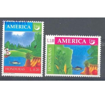 Znaczek Honduras 1990 Mi 1092-1093 Czyste **