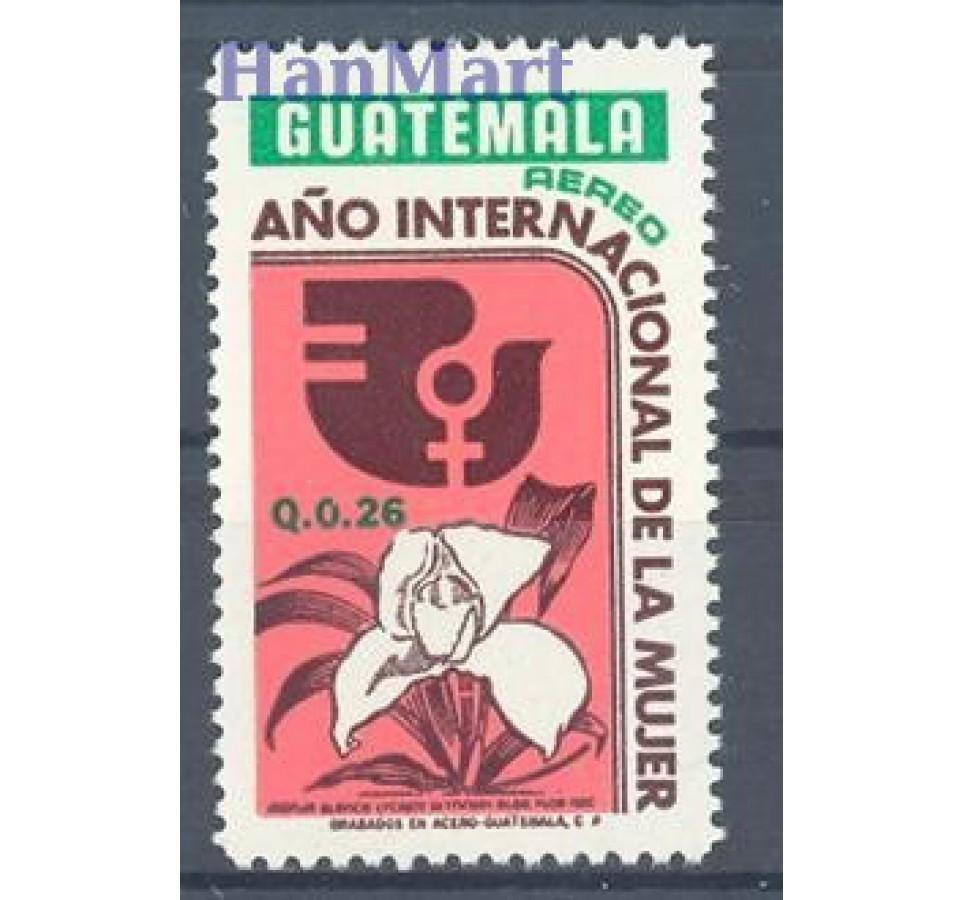 Gwatemala 1975 Mi 1017 Czyste **