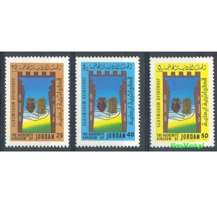 Jordania 1982 Mi 1169-1171 Czyste **