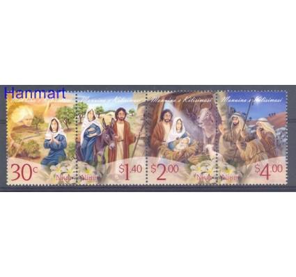 Znaczek Niue 2010 Mi 1175-1178 Czyste **
