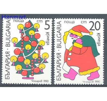 Znaczek Bułgaria 1990 Mi 3878-3879 Czyste **