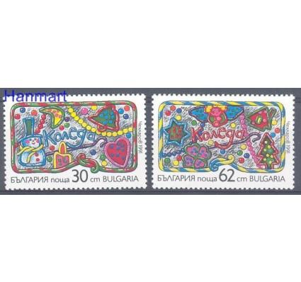 Znaczek Bułgaria 1991 Mi 3951-3952 Czyste **