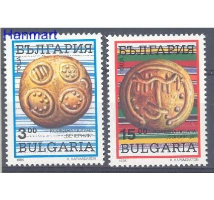 Znaczek Bułgaria 1994 Mi 4136-4137 Czyste **