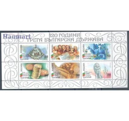 Znaczek Bułgaria 1999 Mi ark 4371-4376 Czyste **