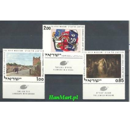 Znaczek Izrael 1970 Mi 492-494 Czyste **