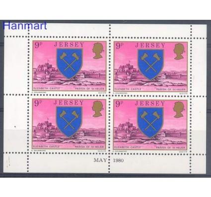 Znaczek Jersey 1976 Mi h-blatt O-24 Czyste **