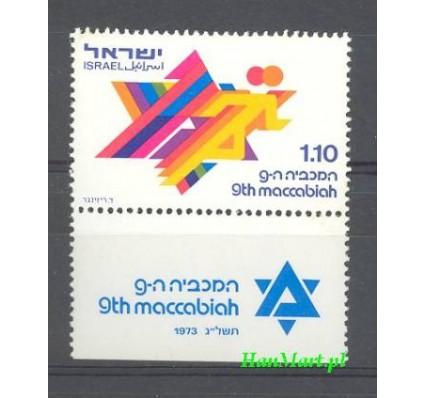 Znaczek Izrael 1973 Mi 592 Czyste **