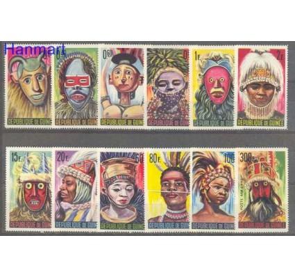 Znaczek Gwinea 1965 Mi 274-285 Czyste **