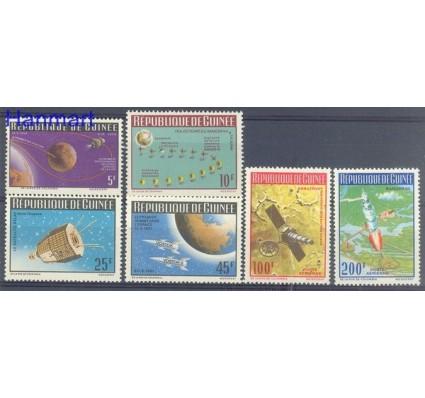 Znaczek Gwinea 1965 Mi 324-329 Czyste **