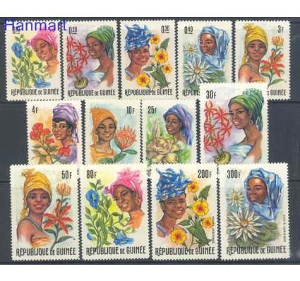 Znaczek Gwinea 1966 Mi 368-380 Czyste **