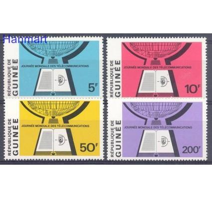 Znaczek Gwinea 1970 Mi 561-564 Czyste **