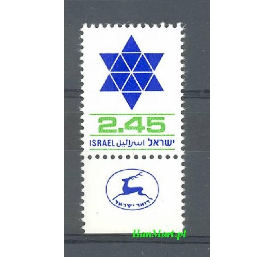 Izrael 1976 Mi 675 Czyste **