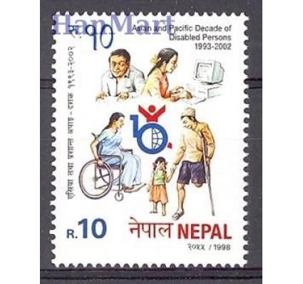 Znaczek Nepal 1998 Mi 679 Czyste **