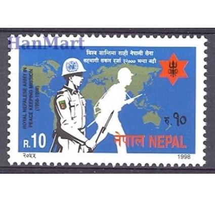 Znaczek Nepal 1998 Mi 672 Czyste **