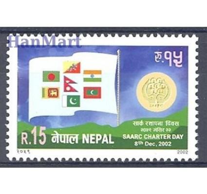 Znaczek Nepal 2002 Mi 761 Czyste **