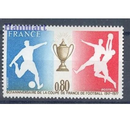 Znaczek Francja 1977 Mi 2035 Czyste **