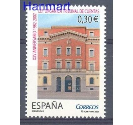 Znaczek Hiszpania 2007 Mi 4225 Czyste **