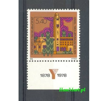 Izrael 1978 Mi 763 Czyste **