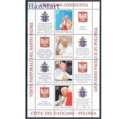 Znaczek Watykan 2004 Mi ark 1478-1481 Czyste **