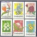 Zimbabwe 1994 Mi 526-531 Czyste **