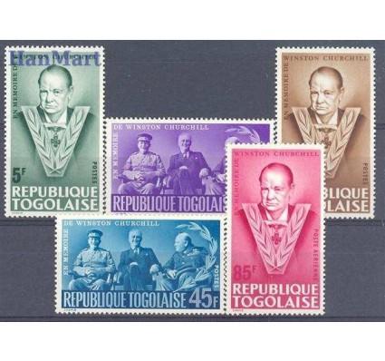 Znaczek Togo 1965 Mi 472-476 Czyste **