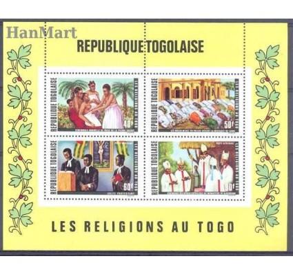 Znaczek Togo 1971 Mi bl 57 Czyste **