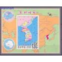 Korea Północna 2005 Mi bl 626B Czyste **