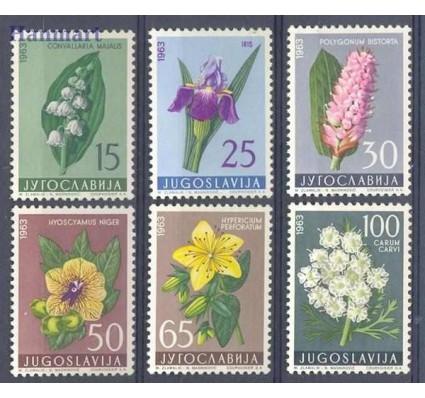Znaczek Jugosławia 1963 Mi 1034-1039 Czyste **