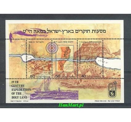Izrael 1987 Mi bl 35 Czyste **